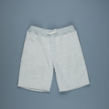 The Real McCoy's 9 Oz Loopwheel Shorts Ash