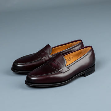 Edward Green Duke in Nightshade Antique on R1 sole