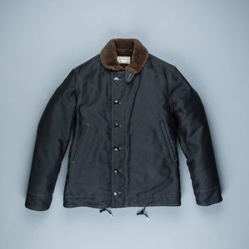 The Real McCoy's N-Deck jacket Navy