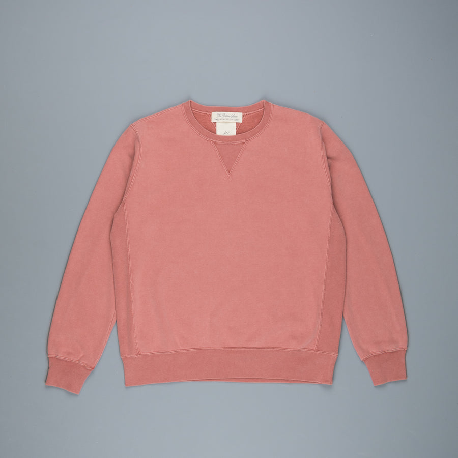 Remi Relief Special Finish Fleece Sweater Red