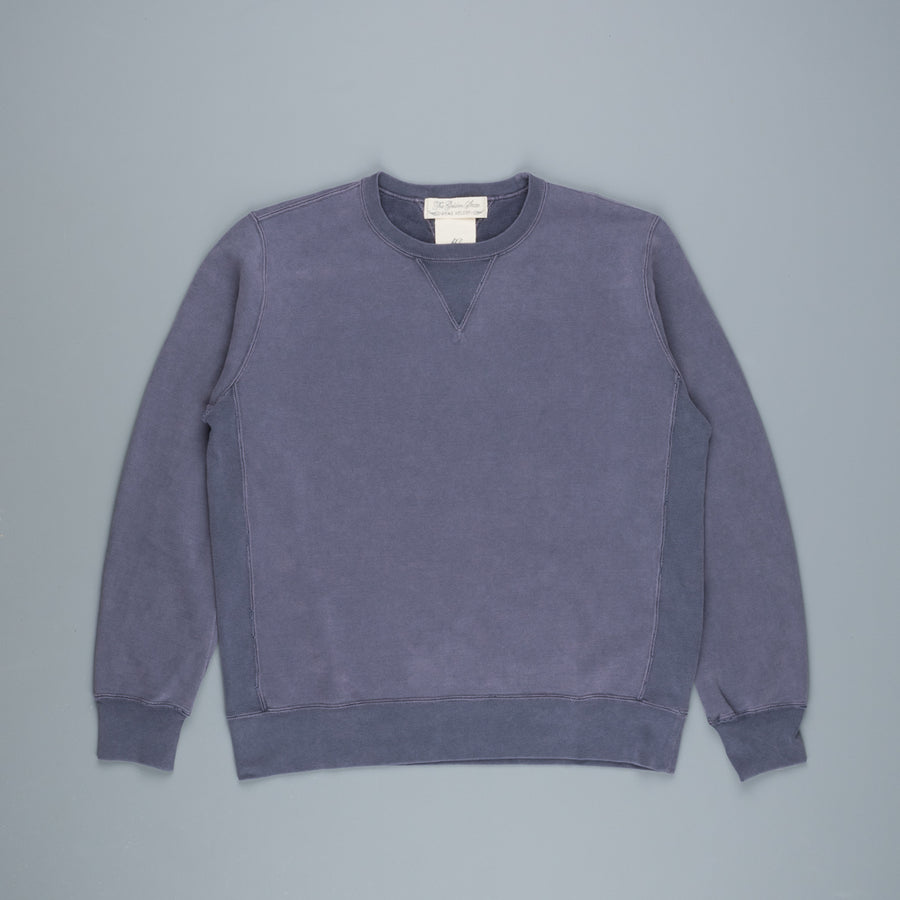 Remi Relief Special Finish Fleece Sweater Navy