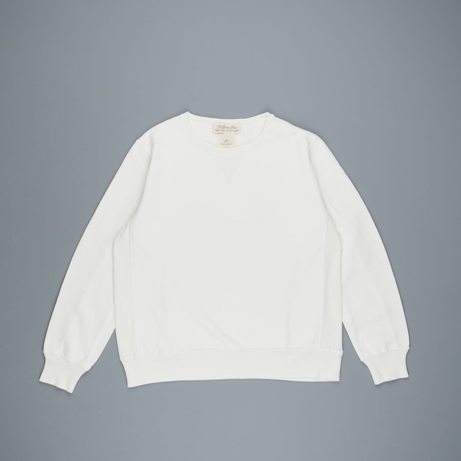 Remi Relief Special Finish Fleece Sweater Off White