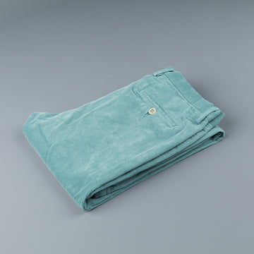 Remi Relief Stretch Corduroy Chino L. Green