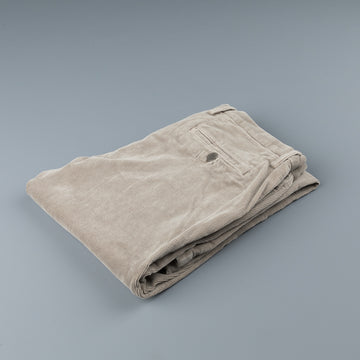 Remi Relief Stretch Corduroy Chino L. Grey