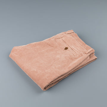 Remi Relief Stretch Corduroy Chino D. Pink