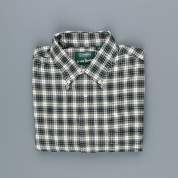 Gitman Vintage x Frans Boone Japanese woven Flannel check - Joe