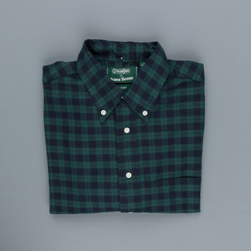 Gitman Vintage x Frans Boone Japanese woven Flannel check - Ronald