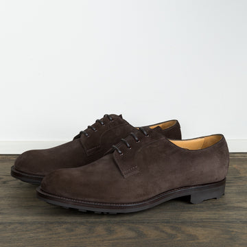 Edward Green Caudale in Espresso Suede on Ridgeway