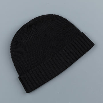 RRL Cashmere Watch Cap Black