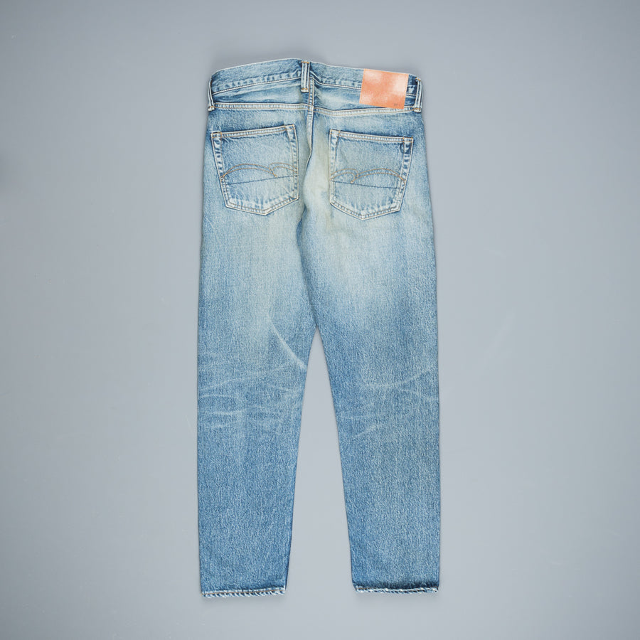 Studio D'Artisan D1822UM High Rise Tapered Fit jeans used wash