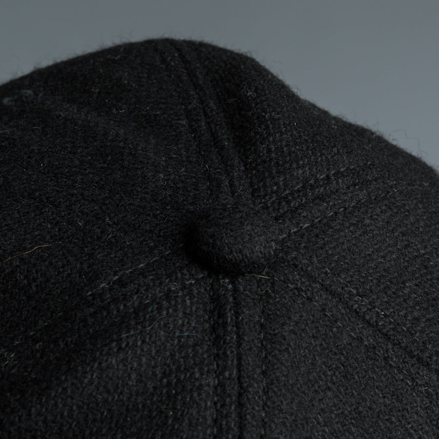 The Real McCoy's Wool Baseball Cap, Ventura