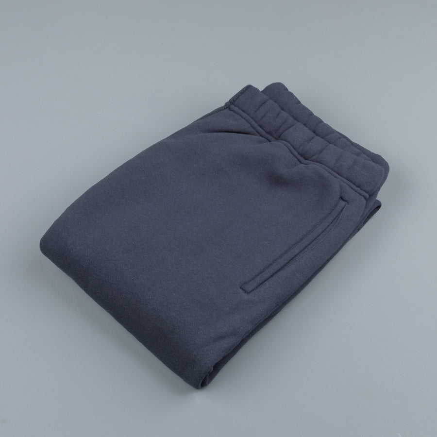 Real MCCoy's 10 oz Loopwheel Sweatpants Navy