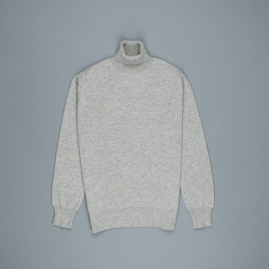 William Lockie x Frans Boone Oxton Cashmere Dolcevita Brume