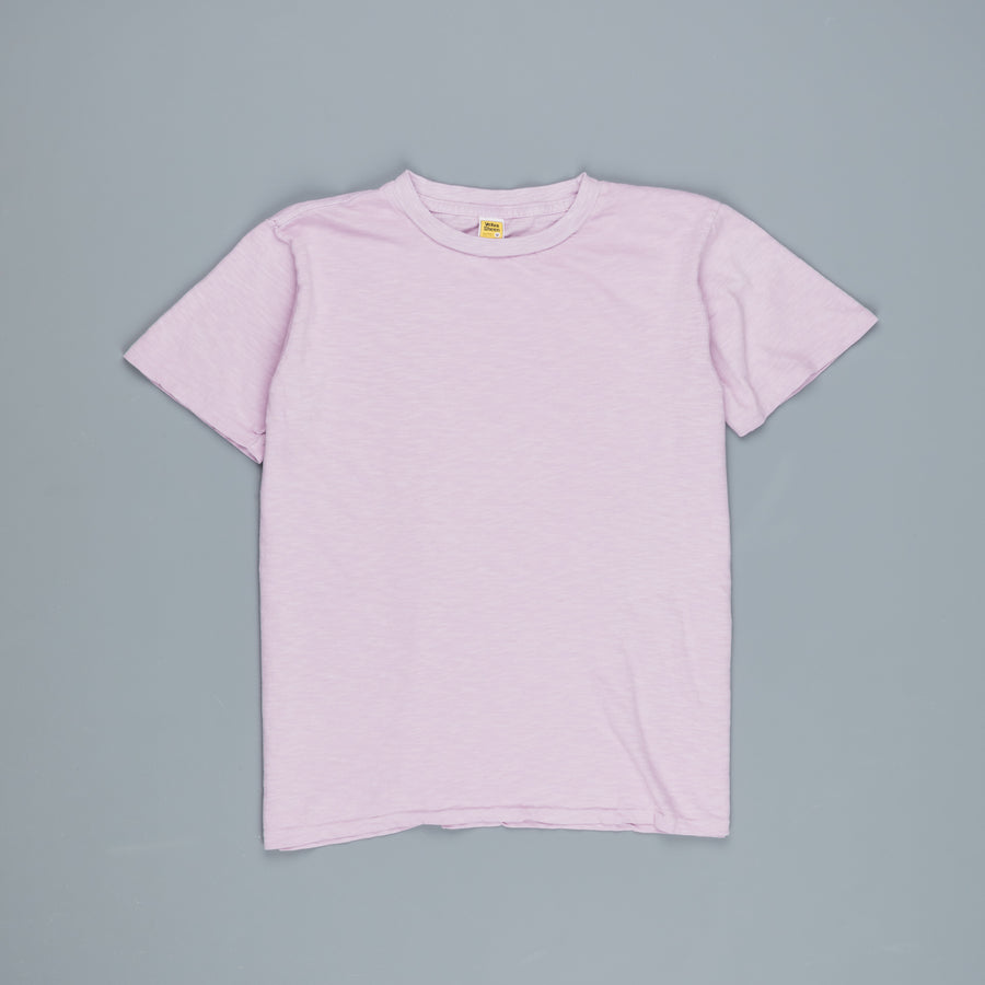 Velva Sheen Roll Tee in Whisteria