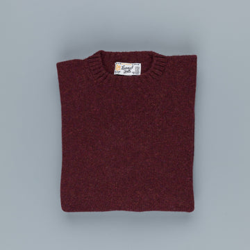 Laurence J. Smith  Super soft Seamless Crew Neck Pullover Wizard