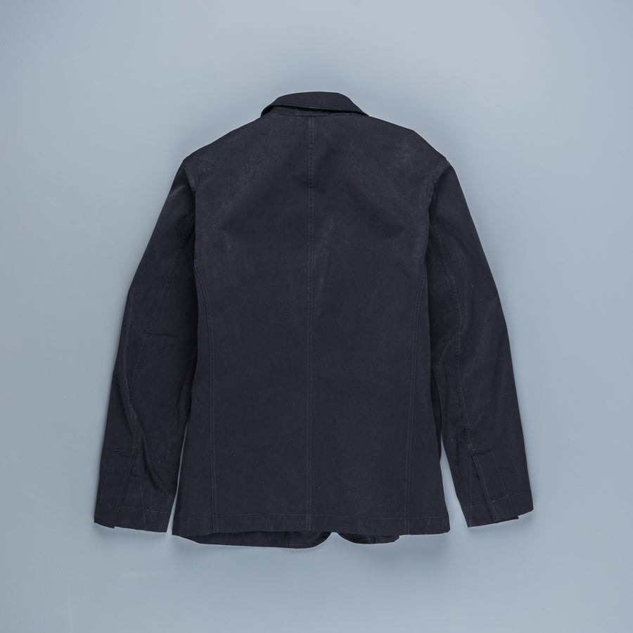 Ten C Drill Jacket Navy