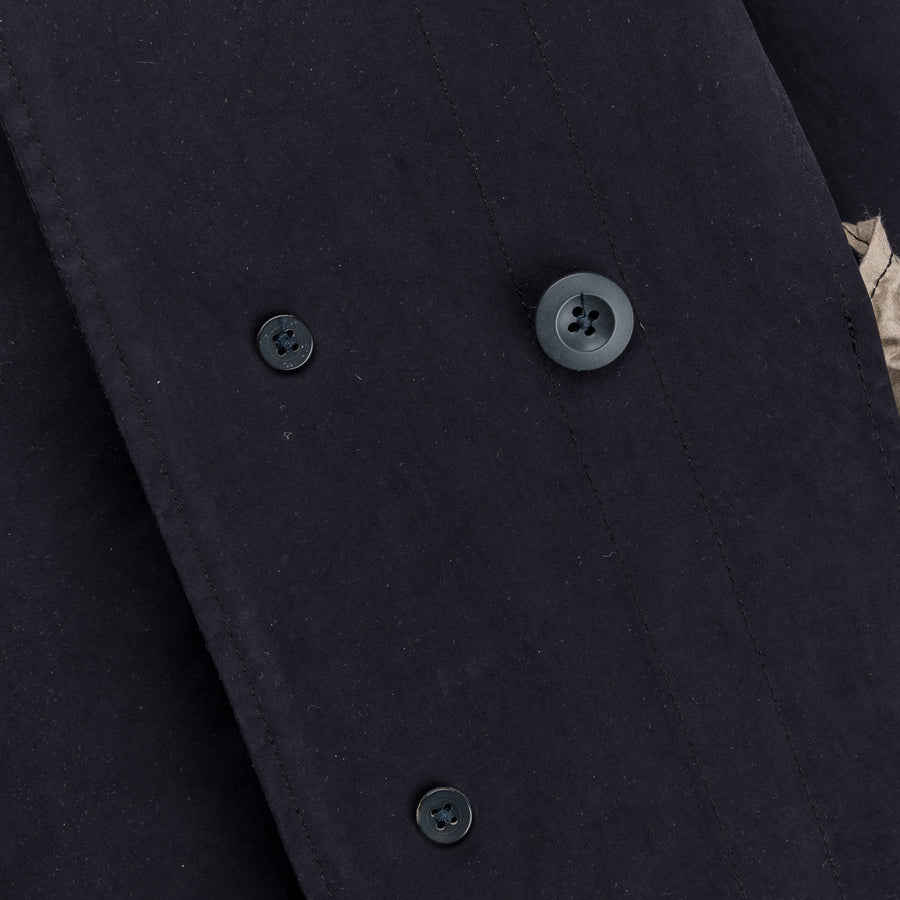 Ten C Car Coat Navy