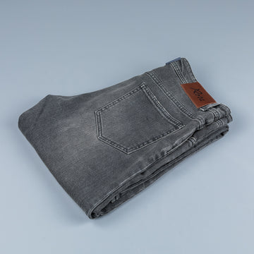 Rota comfort 5 pocket jeans black wash
