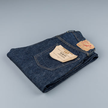 OrSlow 107 Ivy Fit One Wash