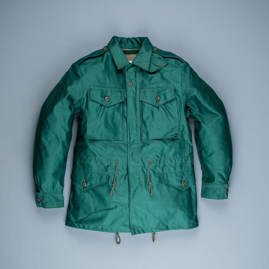 The Real McCoy's Coat Man's Cotton Wind Resistant Agressor