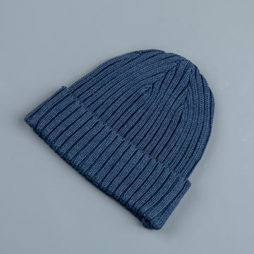 The Real McCoy's Bronson Cotton Cap Navy