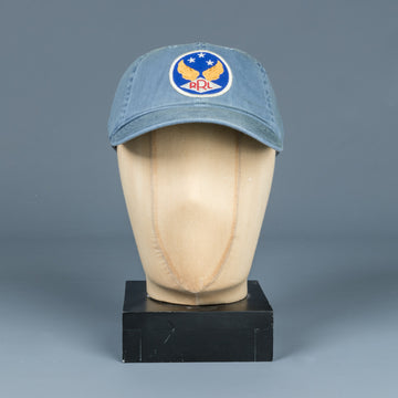 RRL Ball Cap Hat Midnight Blue
