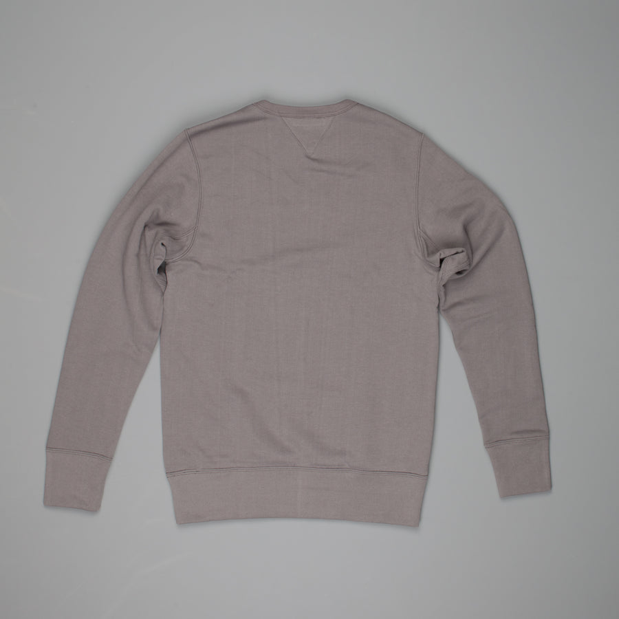 Merz B Schwanen 346 Fleece sweater stone