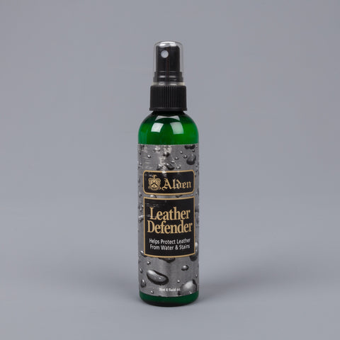Alden Leather Defender fluid 4oz