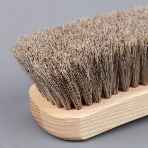 Alden horse hair brush natural