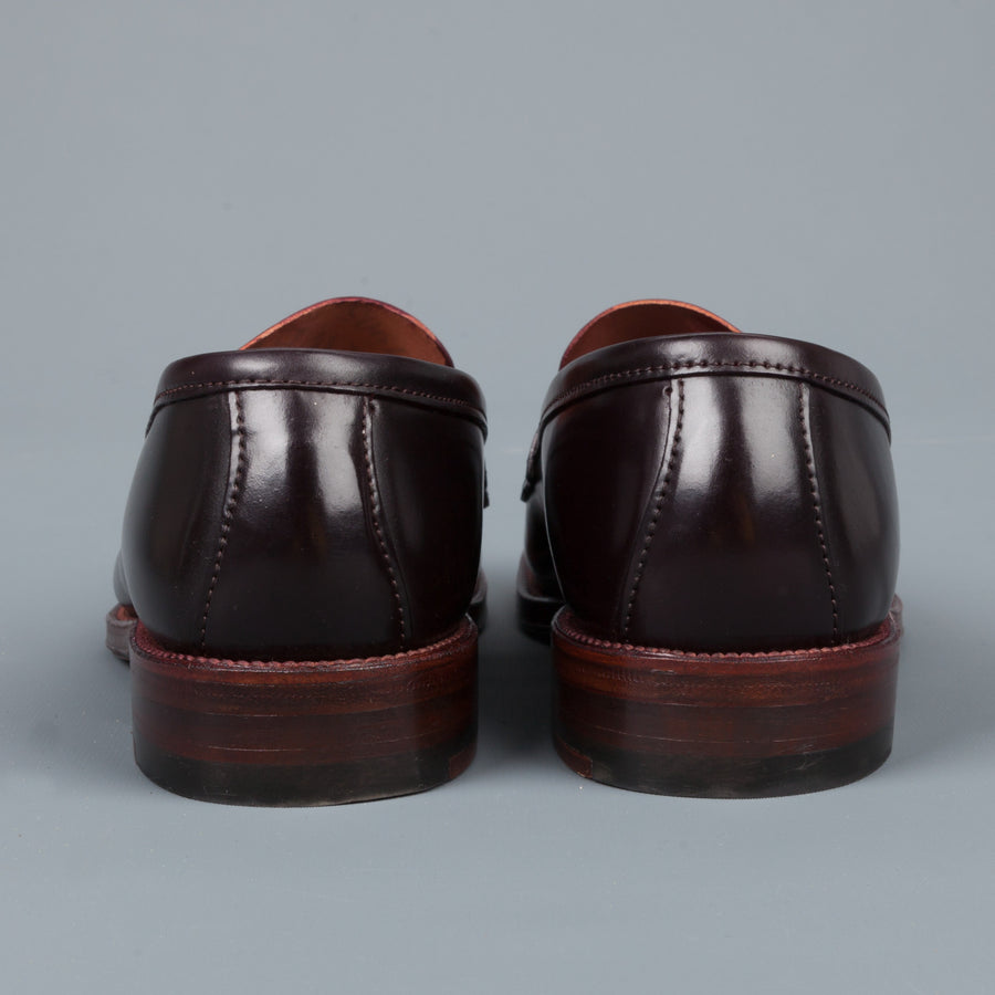 Alden #8 Cordovan unlined loafer