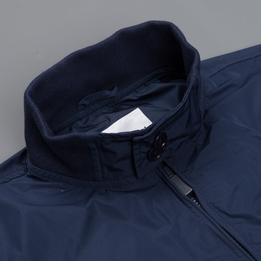 Aspesi Swing Jacket Nylon taffeta Navy