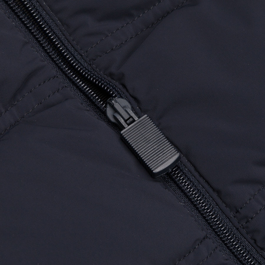Aspesi Jacket Elastico Long blu navy