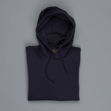 Aspesi AY67 Hooded Sweat Navy Blue