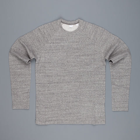 Aspesi crew neck sweater Grigio Scuro