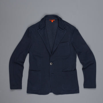 Barena Torceo Mesola Knitted Jacket Navy