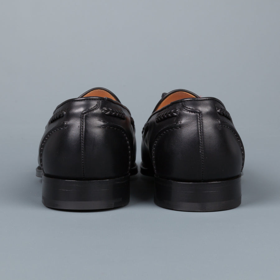 Edward Green Belgravia in Black calf