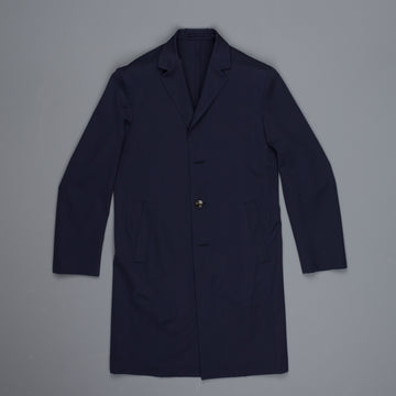 Caruso Butterfly SB Overcoat Houdini wool navy