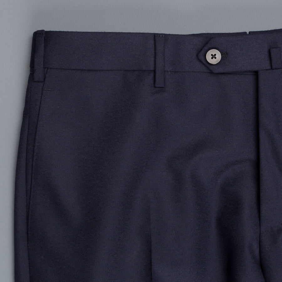 Caruso Nabucco suit navy wool