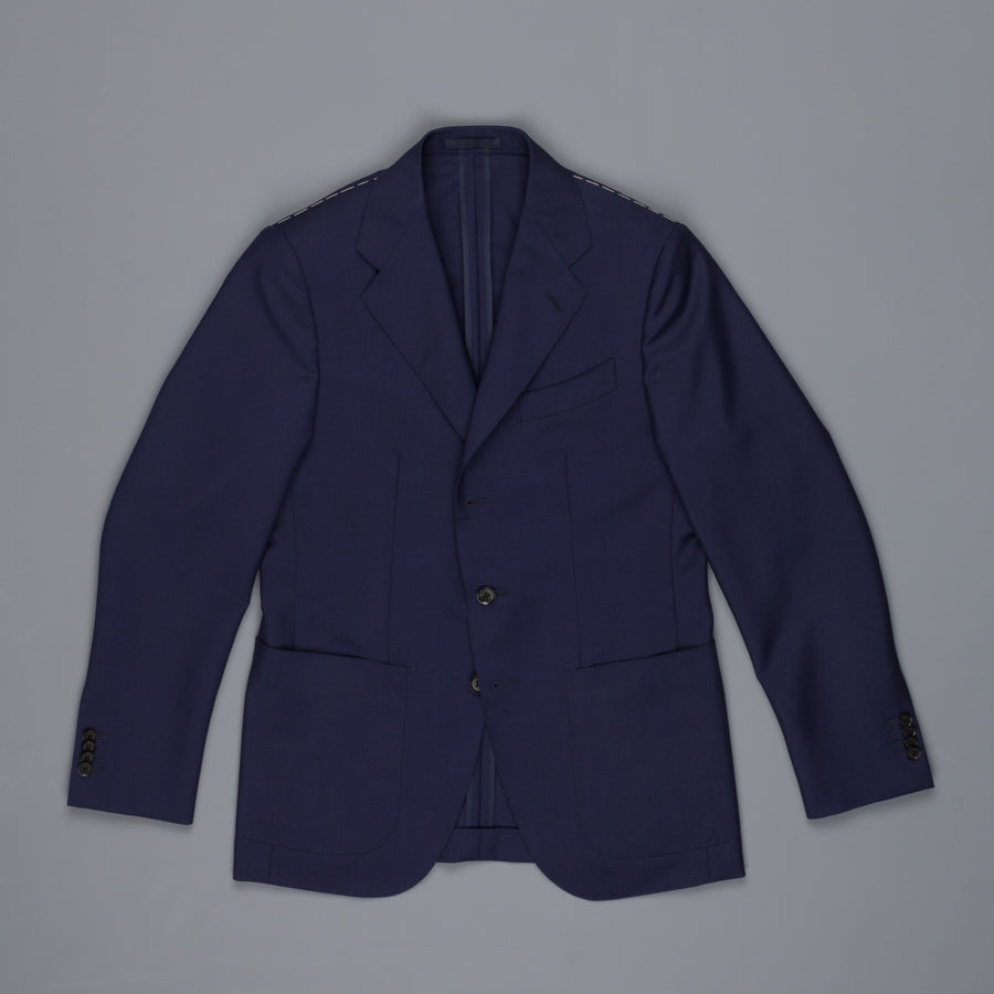 Caruso Wool Mohair drop 8 Aida jacket