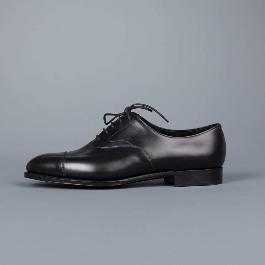 Edward Green Chelsea in Black calf