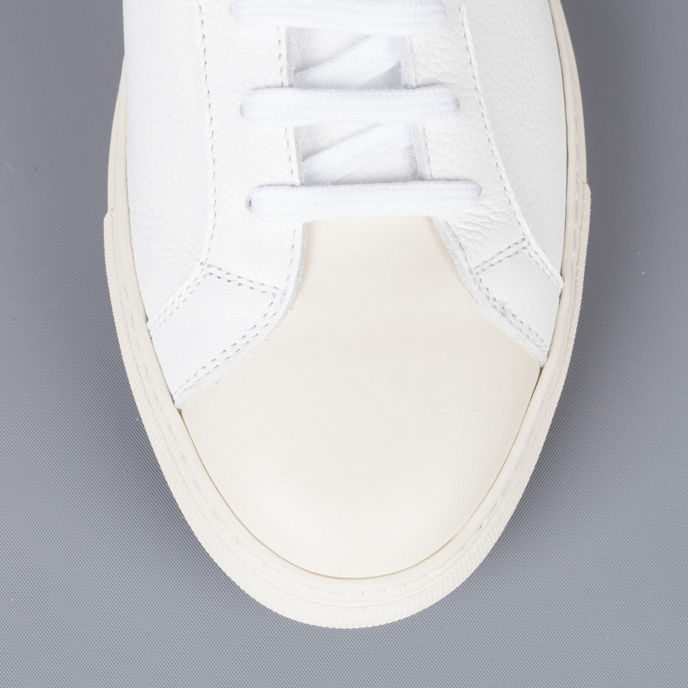 Common Projects Retro Cap toe White