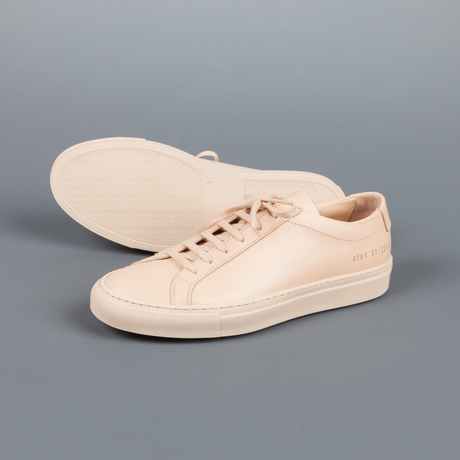New in ! Woman by Common Projects Achilles low natural*