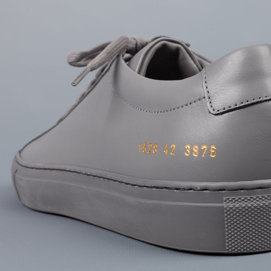 Common Projects Original Achilles low Medium Grey