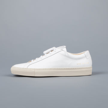 f06774676477 Common Projects Achilles low with colored sole off white