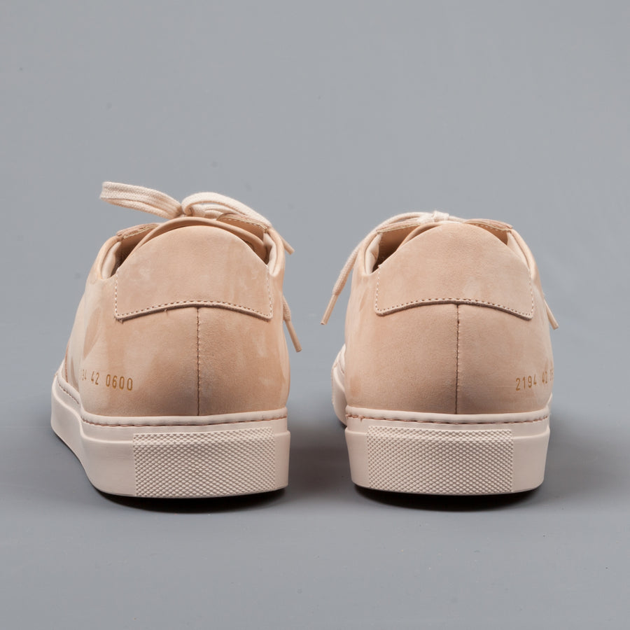 Common Projects Bball Nabuck Nude