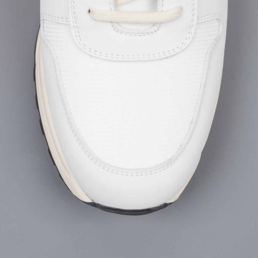 Common Projects Track Vintage White