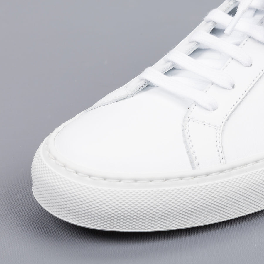 New in again! Woman by Common Projects Achilles low white