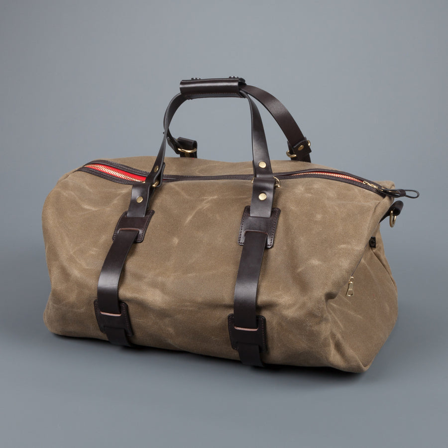 Croots Duffle Holdall Vintage Canvas