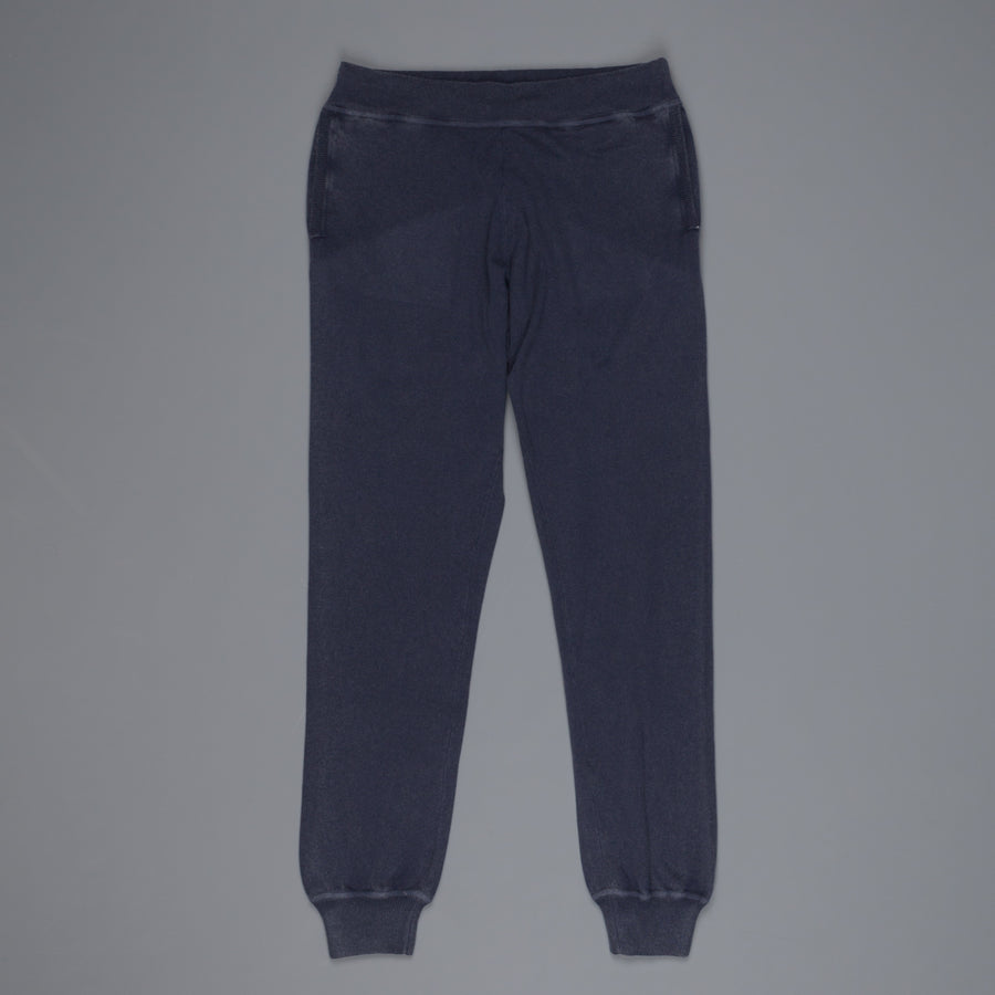 Drumhor Cashmere Sweatpants Frost Navy