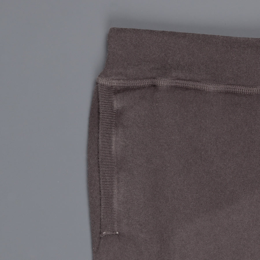Drumohr Cashmere Sweatpants Frost Grey
